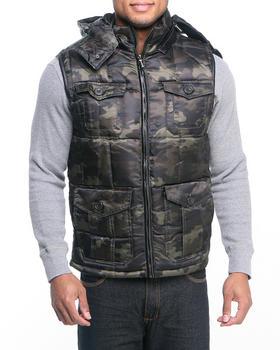 - Puffer Vest