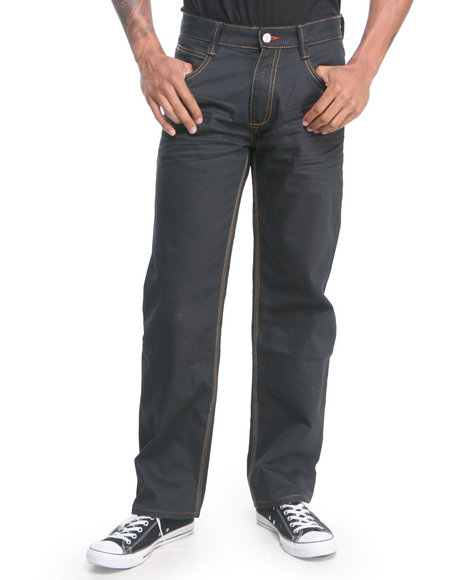 Coogi - Men Black Coogi Camo Pack Denim Jeans