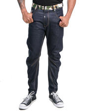 Men - Wurve Curve Elasticated Denim Jeans