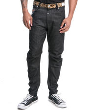 Two Angle Clothing - Wurve Curve Elasticated Denim Jeans