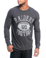 Junk Food - Oakland Raiders field goal fleece sweatshirt