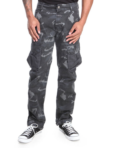 Girbaud Camo Safari Cargo Pants