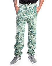Jeans & Pants - Drip Camo Sweatpant