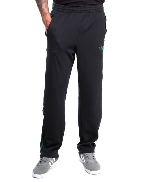 Adidas - Men Black Adi Icon Track Pants