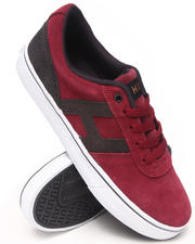 The Skate Shop - Choice Suede/Printed Suede Sneakers
