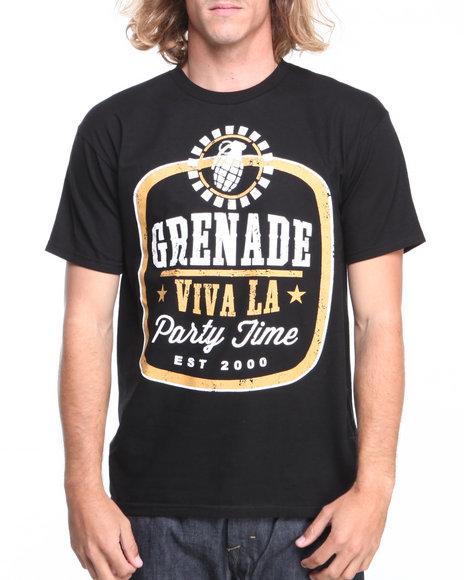 Grenade Black Viva La Party Time