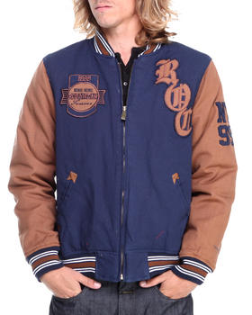 Rocawear - Varsity Cotton Jacket