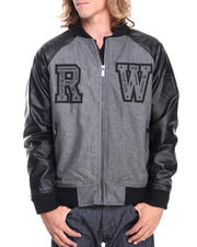 Varsity Jackets - Varsity Wool Jacket