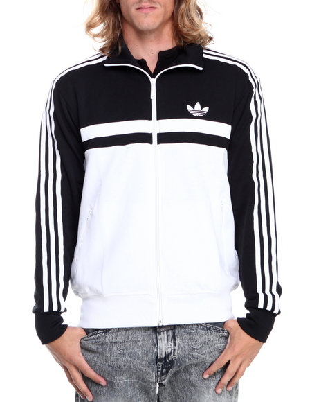 Adidas Black Adi Icon Track Jacket