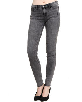 DITTO'S - Roadster Acid Wash Skinny Jean