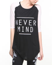 Holiday Gift Ideas - Her - Nevermind Tee
