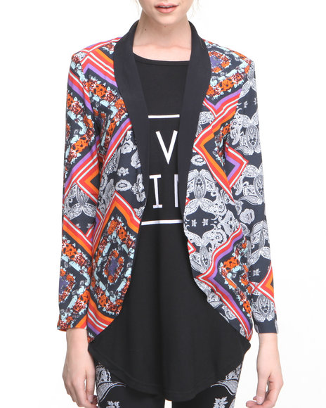 Minkpink - Women Multi Lay Lady Blazer