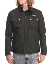 Holiday Shop - Men - Wax Twill Jacket