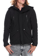 Men - Softshell Jacket w/ Fleece Lining