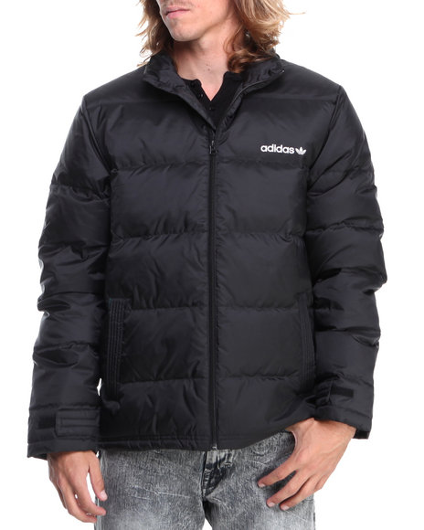 Adidas - Men Black Ac Down Jacket