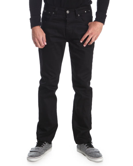 Parish Black Jeans