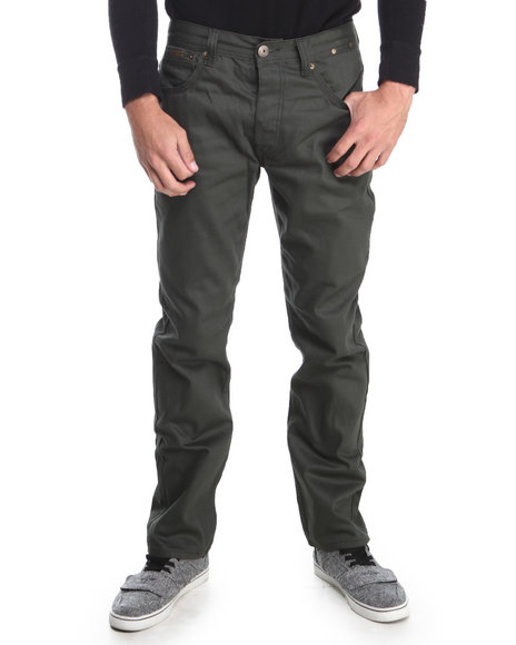Parish Green Brandenburg Overdyed Denim Jeans