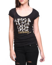 Women - Mod Logo Twist Back Tee