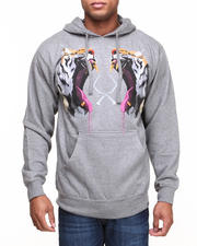 ROOK - Tiger Tooth Hooded Sweatshirt