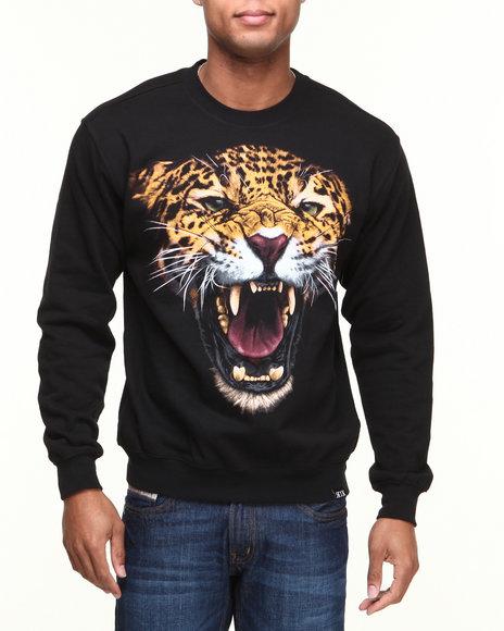 ROOK Black Jags Crew Sweatshirt