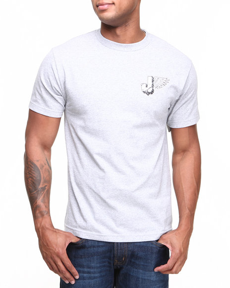 JSLV Grey Durable Tee