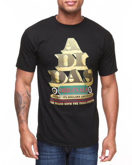 Adidas Black Dollar Bill Yall Tee