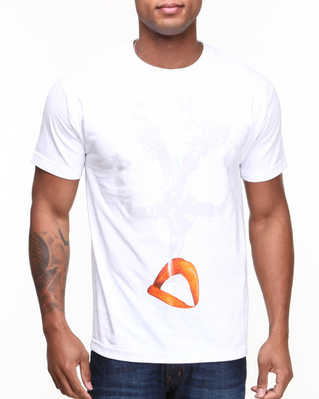JSLV White Exhale Tee
