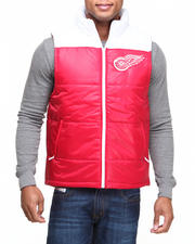 Mitchell & Ness - Detroit Red wings NHL Winning Team Vest