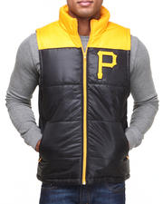 Mitchell & Ness - Pittsburgh Pirates MLB Winning Team Vest