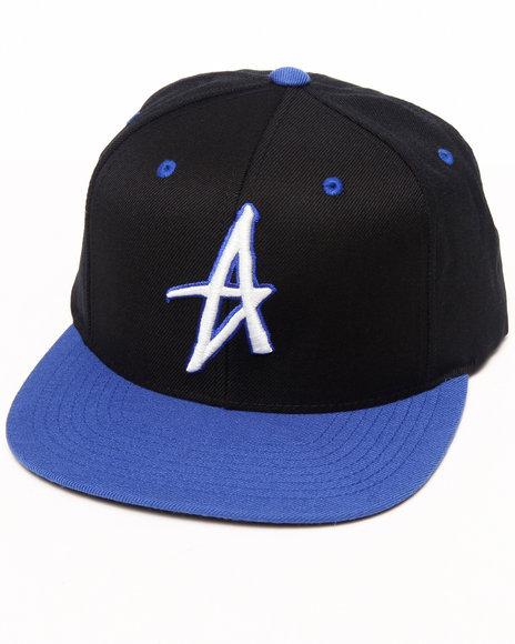 Altamont Decades Starter Snapback Cap Black