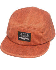 Men - 2-Tone Camp 5-Panel Hat