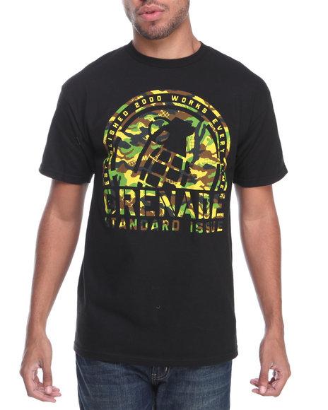 Grenade - Men Camo Camo Crop Tee