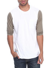 Fourstar - Malto 3/4 Sleeve Knit Tee