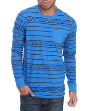Men - Aztec Feeder L/S Shirt
