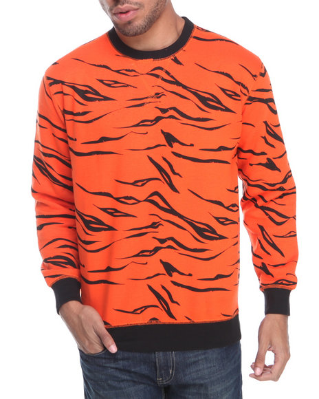 Buyers Picks Orange Pullover Sweatshirts