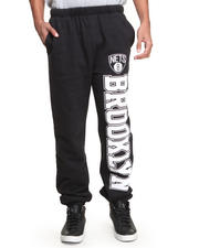 NBA, MLB, NFL Gear - Brooklyn Nets NBA Sweatpants