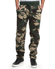 Buyers Picks - Camo Fleece Sweat Pants