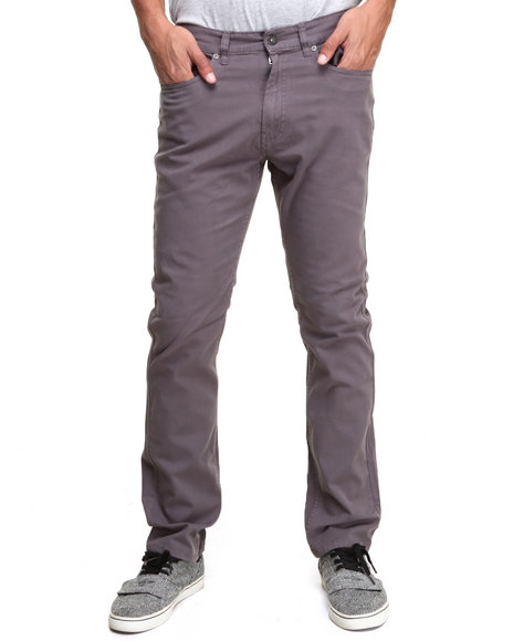 Fourstar Grey O'neill Signature Straight Slim Fit Jeans