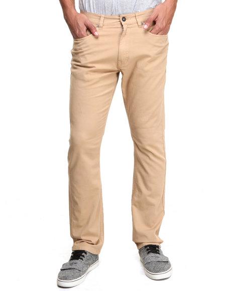 Fourstar Khaki O'neill Signature Straight Slim Fit Jeans
