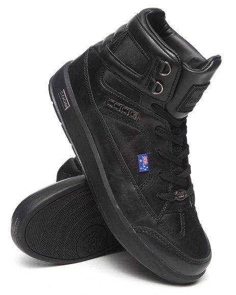 COOGI Black Matrix Sneaker