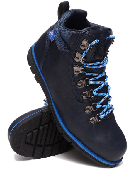 COOGI Navy Swagger Boot