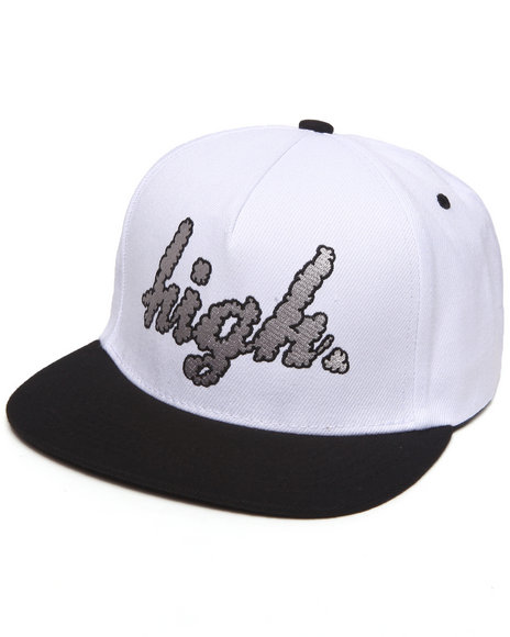 Odd Future Apparel Domo High Clouds Snapback Hat White