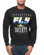 Men - Jetsetters Crew Sweatshirt