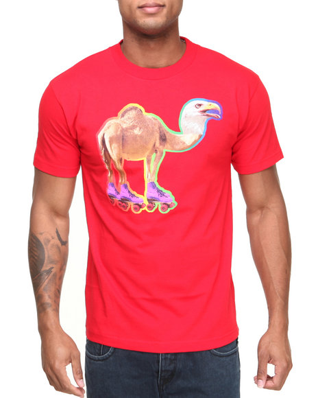 Odd Future Apparel Red Cameagle Tee