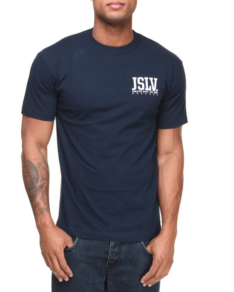 JSLV Navy Athletics Tee