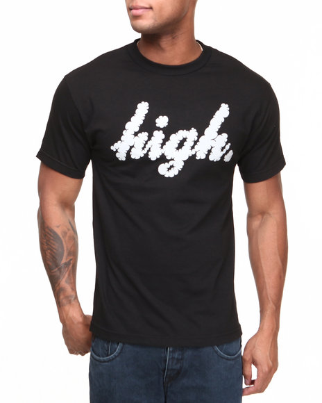 Odd Future Apparel Black High Clouds Tee