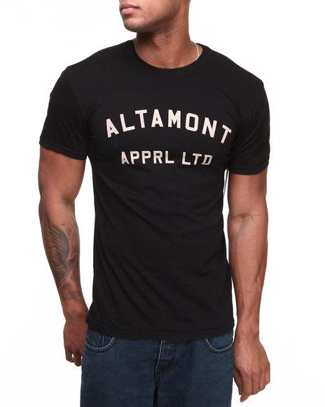 Altamont Black Non-Game Tee