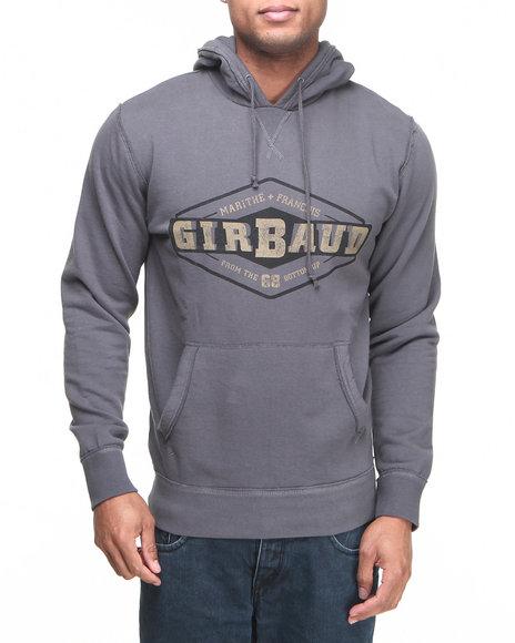 Girbaud Grey Zipho Hoodie