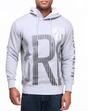 NBA, MLB, NFL Gear - Brooklyn Nets Grater Pullover Hoodie
