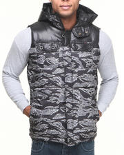 Men - Flint Body Block Padding Vest
